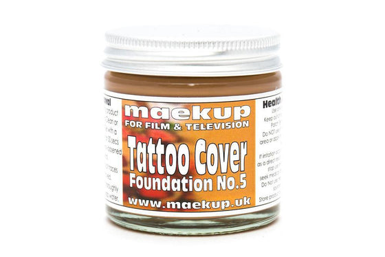 Maekup Tattoo Cover Gel