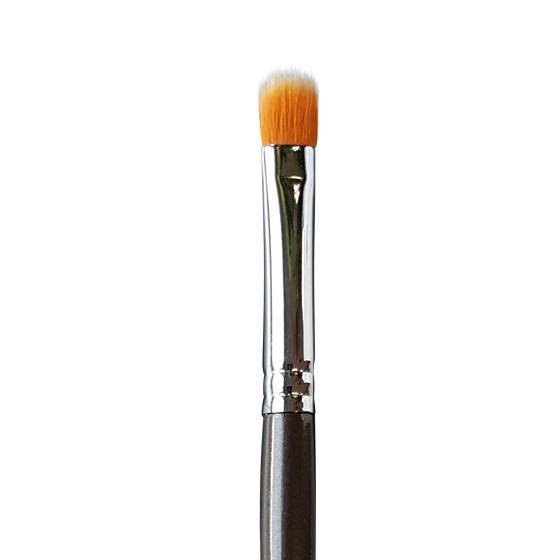Titanic Pro-FX Brush 106 - Small Flat Duo-Fibre Stipple Brush