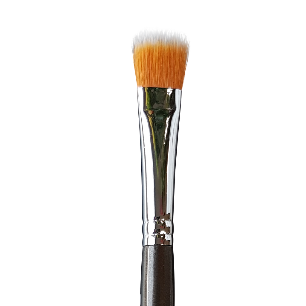 Titanic Pro-FX Brush 108 - Medium Flat Duo-Fibre Stipple Brush