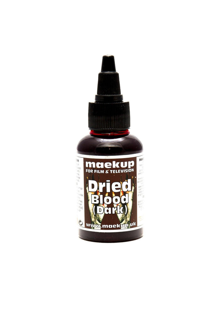 Maekup Dried Blood Dark (Quick Dry)