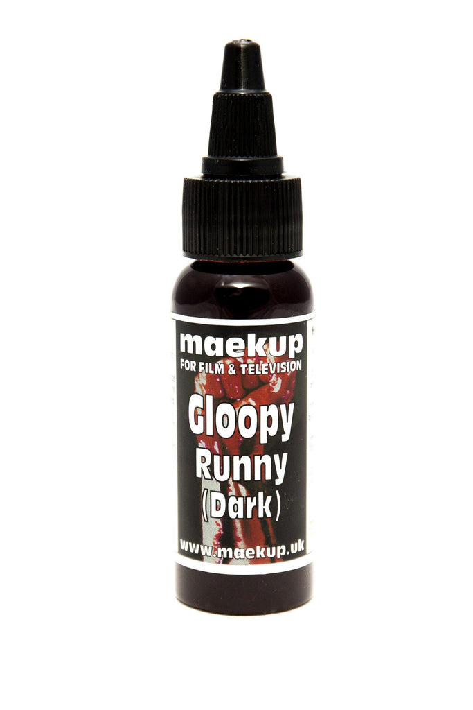 Maekup Gloopy Runny Blood