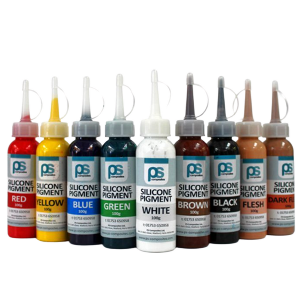 Silicone Pigments 100ml