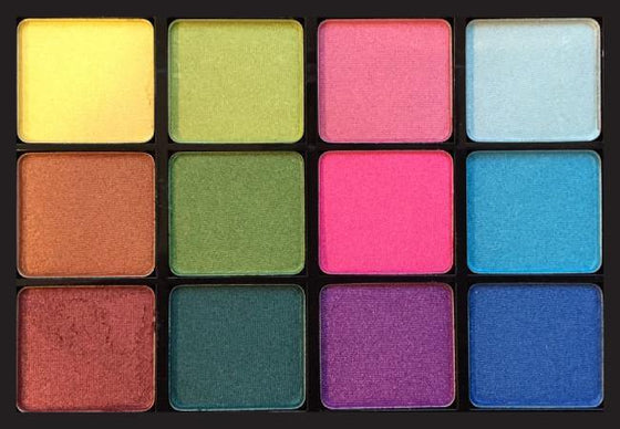 Viseart Boheme Dream Eyeshadow Palette 02