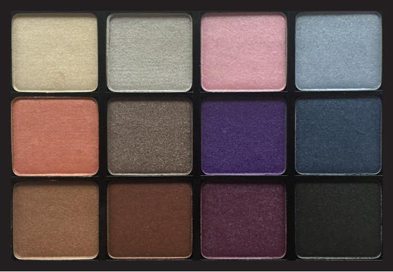 Viseart Bridal Satin Eyeshadow Palette 03