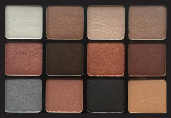 Viseart Sultry Muse Eyeshadow Palette 05