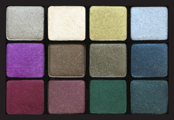 Viseart Bijoux Eye Palette 09