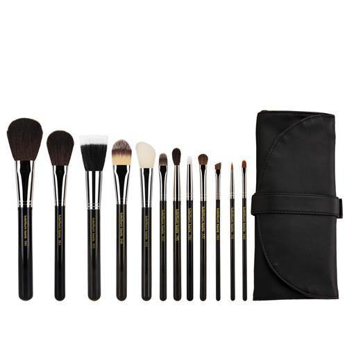 Bdellium 12pc Maestro Series Brush Set with Pouch