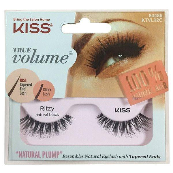 Kiss Natural Lashes - Ritzy