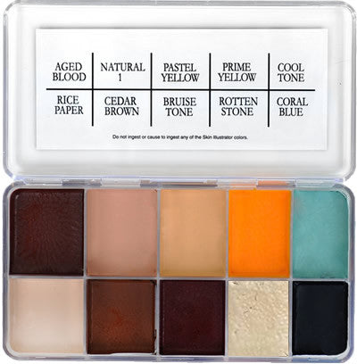 Skin Illustrator Joel's  Pirate Palette 4