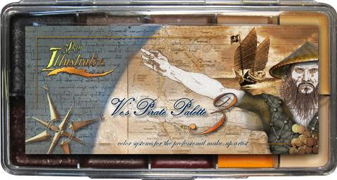 Skin Illustrator Ve's Pirate Palette 3