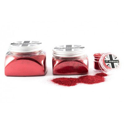 JT Makeup Glitter Red