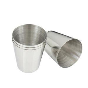 Stainless Steel CC cup