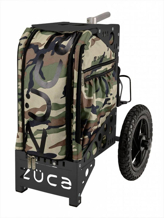 Zuca All-Terrain Cart Camo/Black