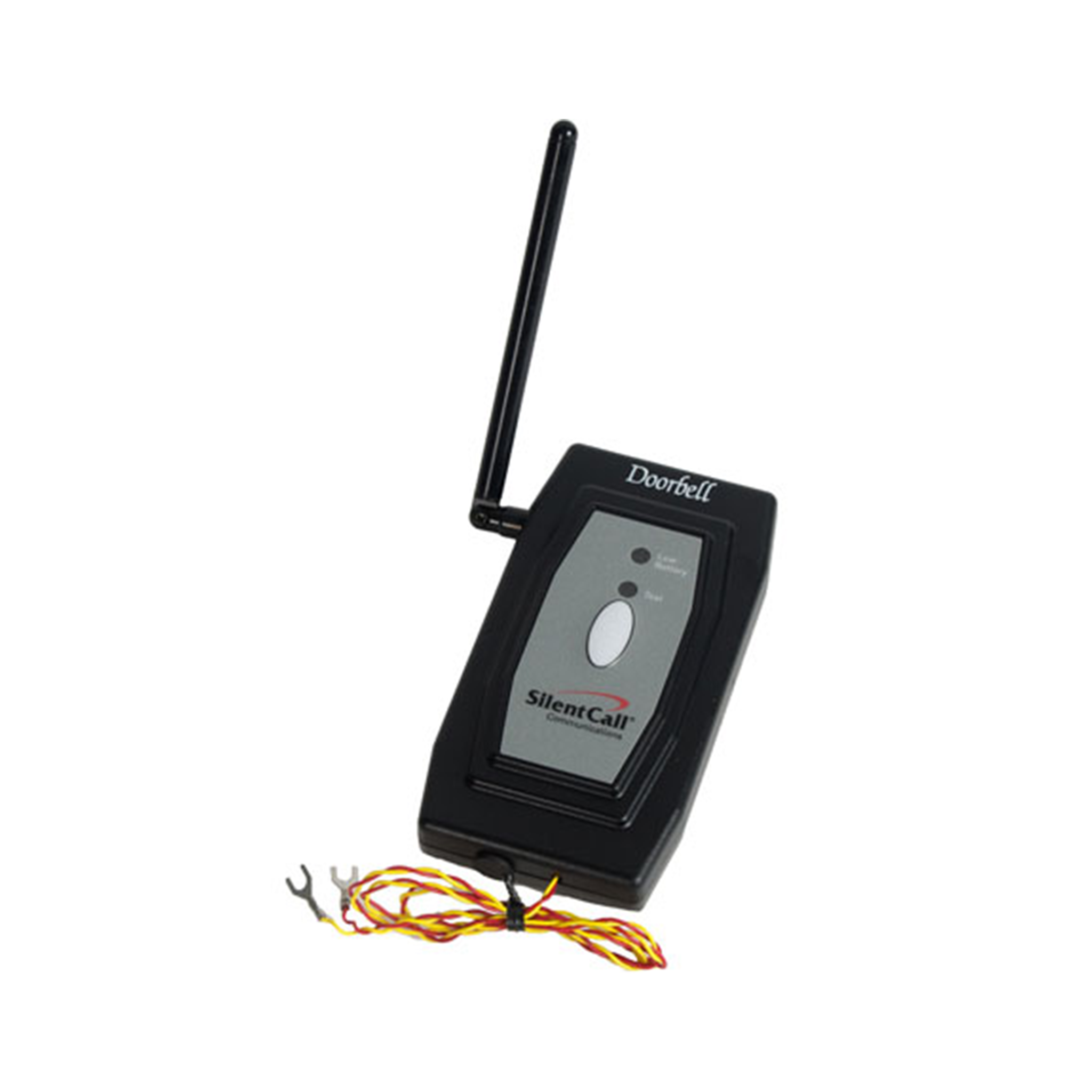 Signature Series Transmitters Silent Call Communications Doorbell Wiring And Installation Direct Wired 418 Mhz Transmitter Db1 Ss