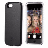 Luminous LED Selfie Cases