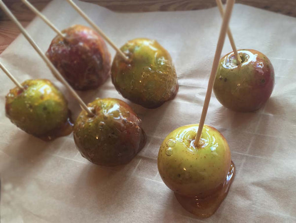 Honey Toffee Apples