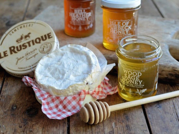 French Cheese and English Honey Recipes