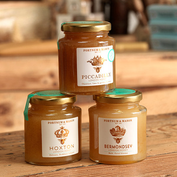Fortnum and Mason World Honey by the London Honey Company