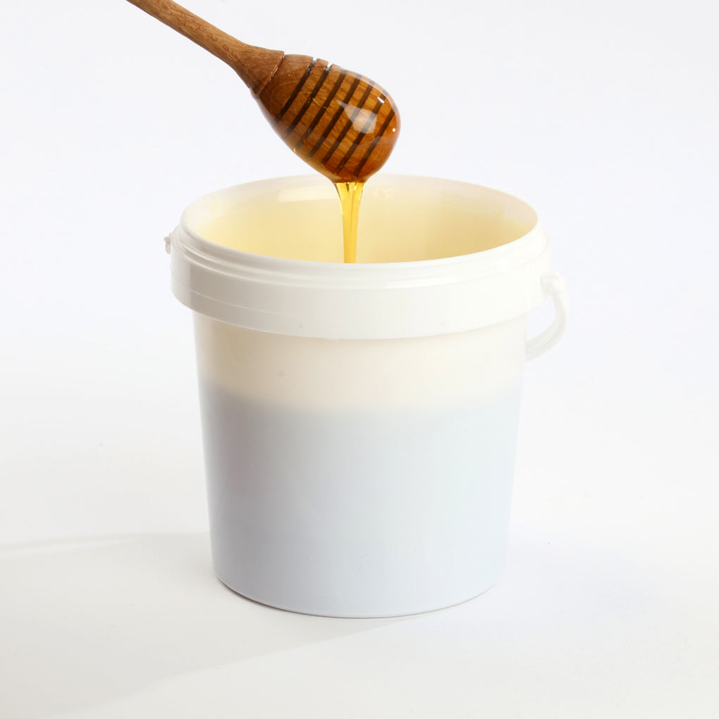 unpasteurised catering pure honey bucket chef bulk