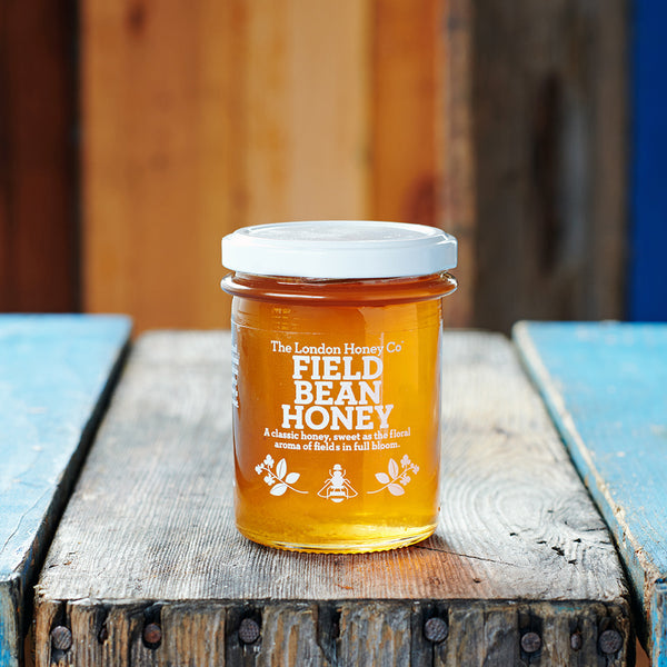 Pure Soft Set Honey, Field Bean Jar 250g