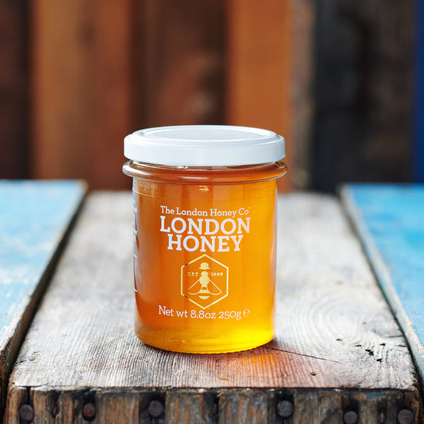 Pure Honey, London Jar 250g