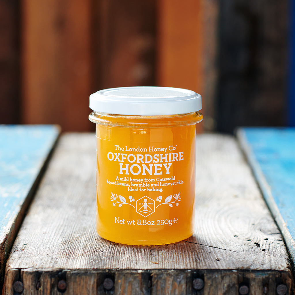 Pure Honey, Oxfordshire Jar 250g