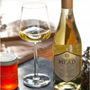 Bottle of London Honey Company Mead and glasses