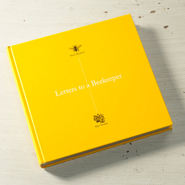 Letters to a Beekeeper Book, Beekeeping, Gardening for Bees