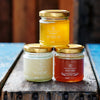 British Honey Trio Gift Set, 3 x 100g