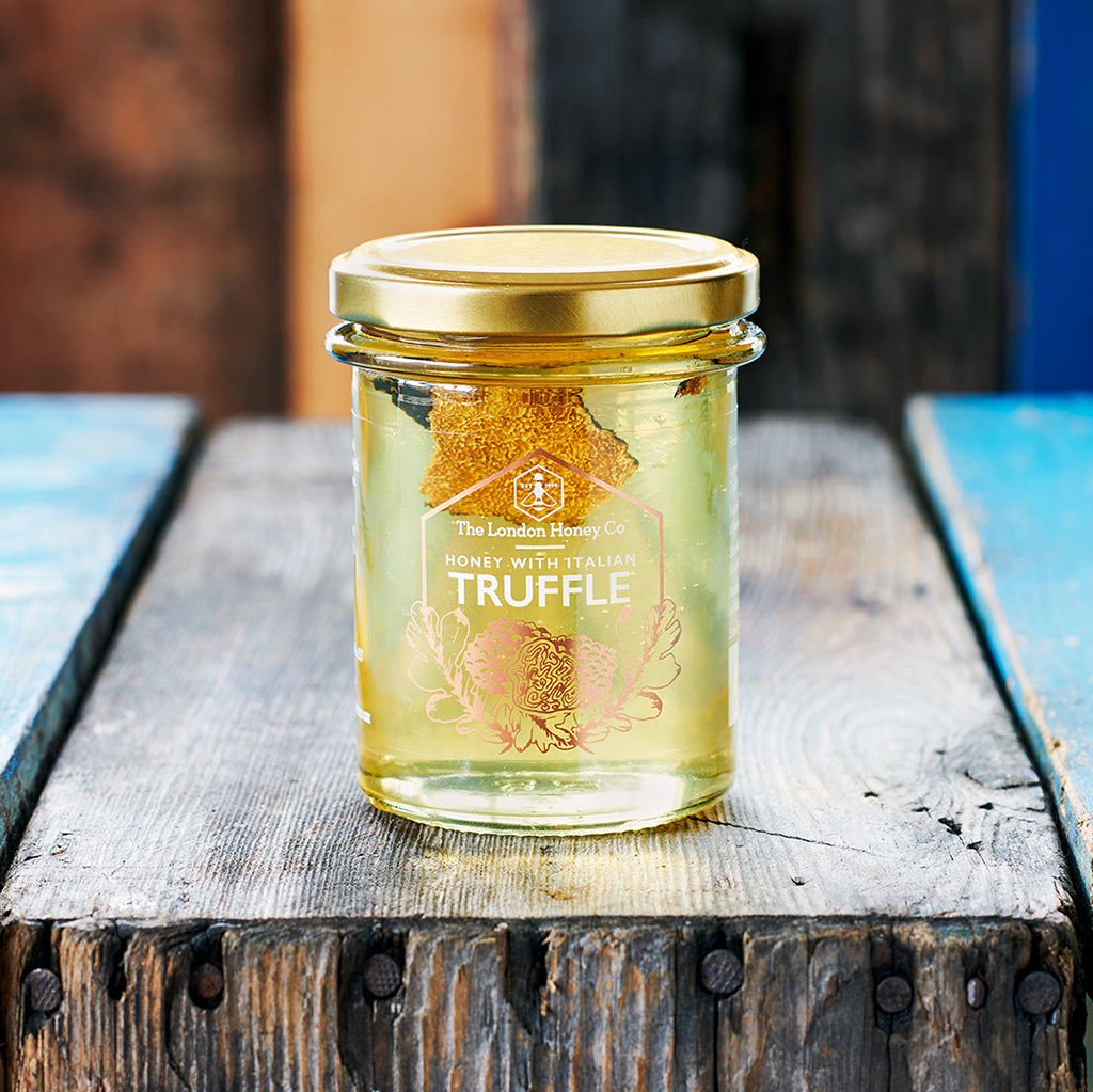 PURE HONEY WITH ITALIAN TRUFFLE 250G