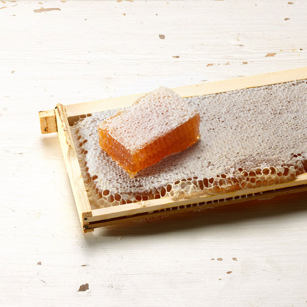 Raw Honey, Shropshire Ling Heather Honeycomb Frame