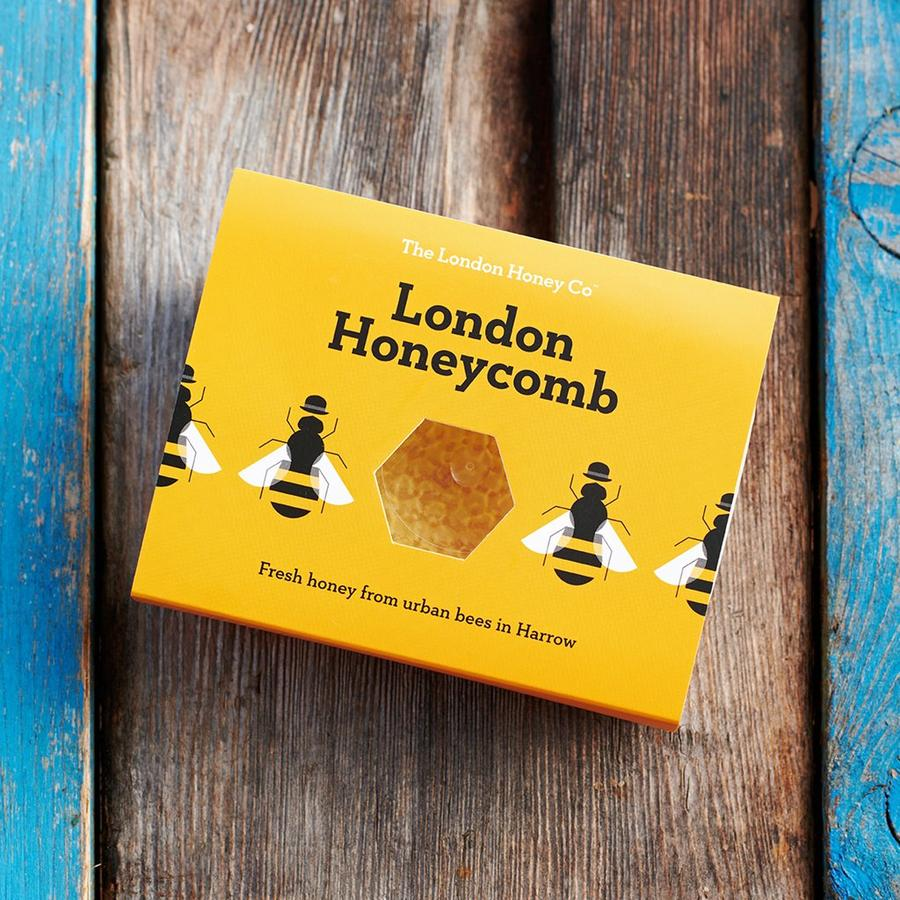 The London Honey Company Unpasteurised Natural And Pure London Honey Co