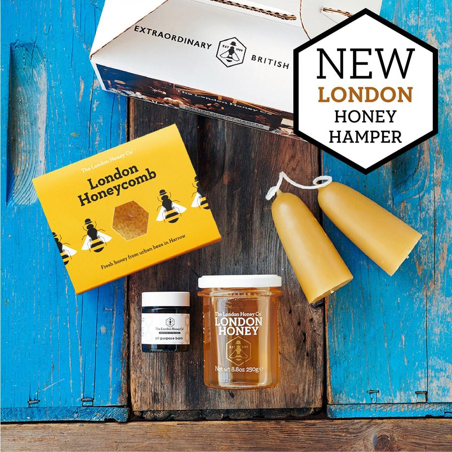 Raw Honey and Beeswax Candle Gifts