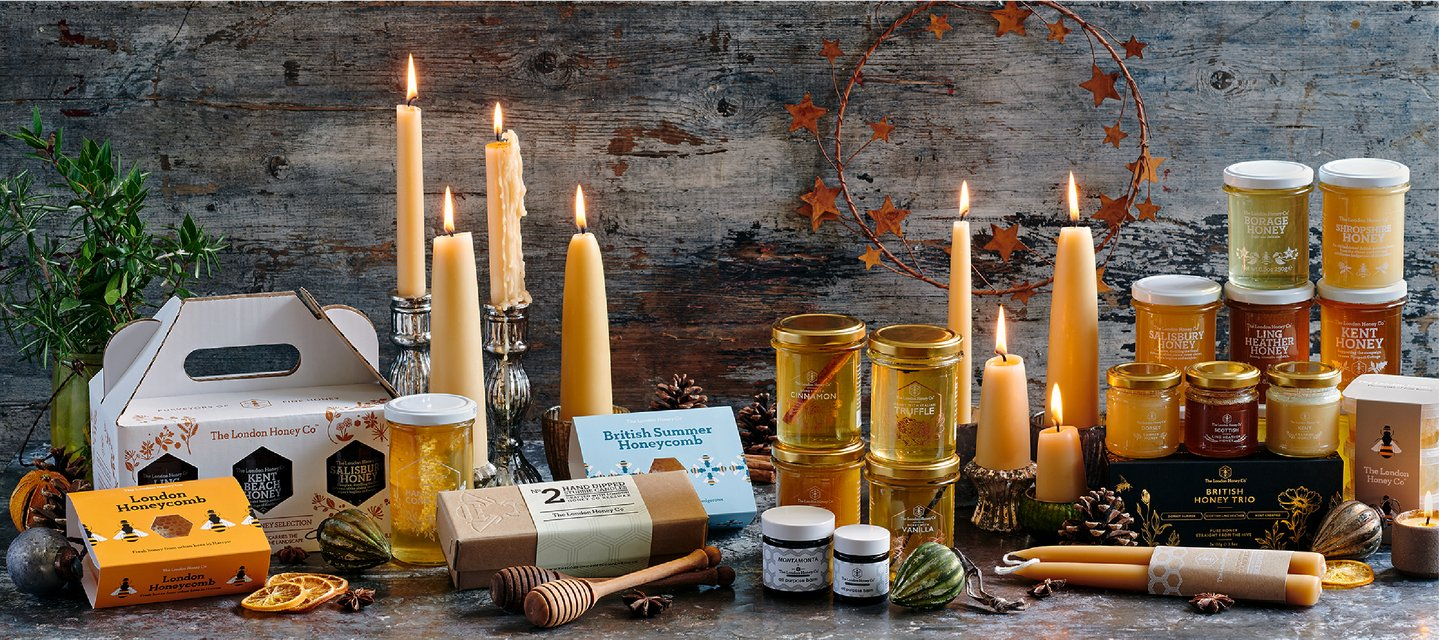 The London Honey Company - Unpasteurised, Natural and Pure