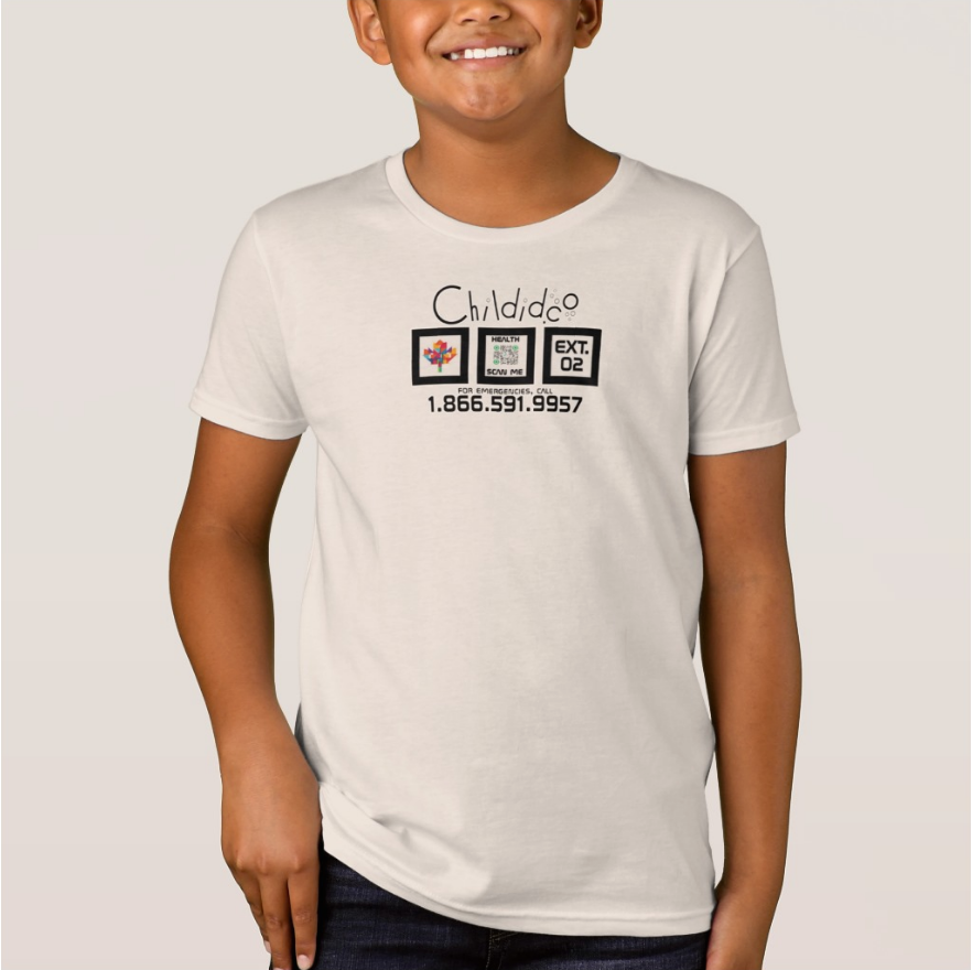 Youth Unisex Child ID T-Shirt