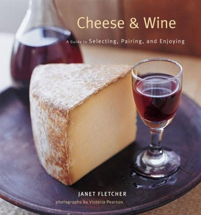 Cheese and Wine Book from Chronicle