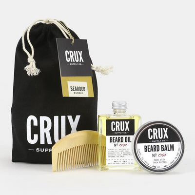 Crux Shaving Set