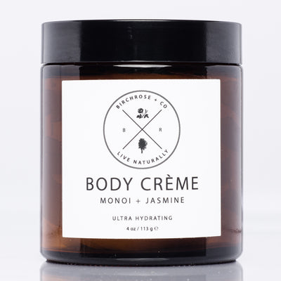 Monoi + Jasmine Body Creme by Birchrose + Co