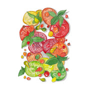 Heirloom Tomato Art Print by Marcella Kriebel
