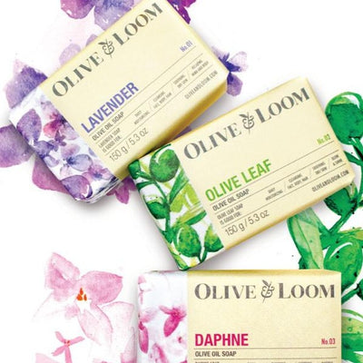 Olive & Loom Olive Oil Soap Collection