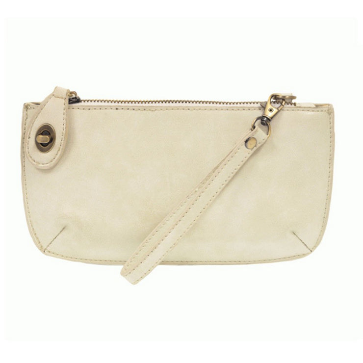 Lux Suede Clutch from Joy Susan