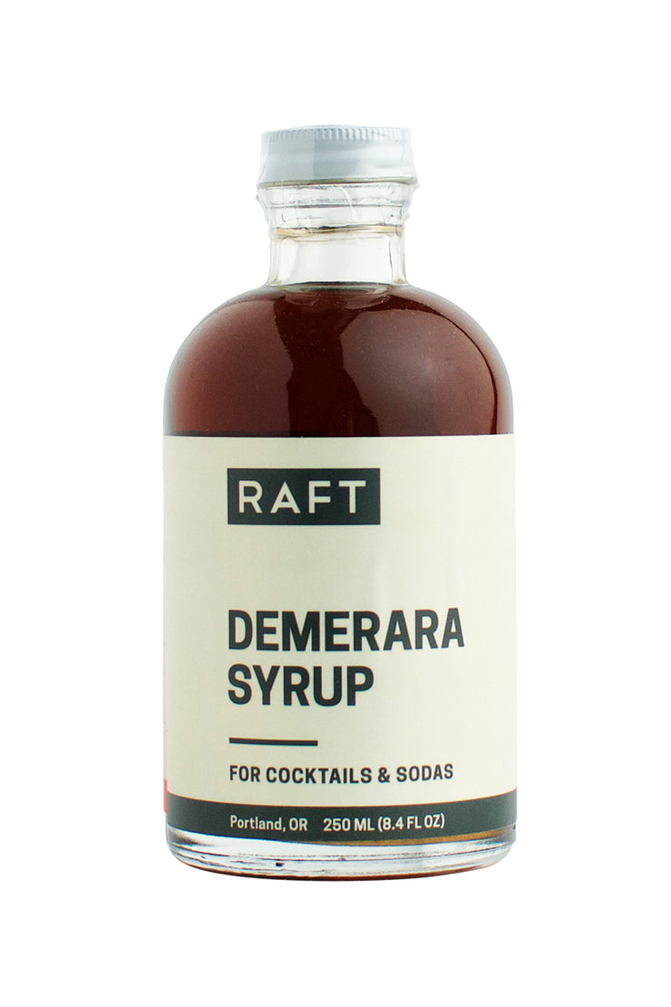 Raft Syrups 8.4 oz Cocktail Syrup - Demerara