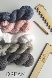 Dream Weaving Kit from Black Sheep Goods