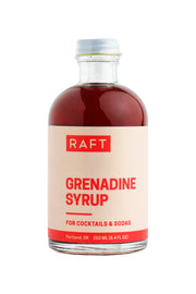 Raft Syrups 8.4 oz Cocktail Syrup - Grenadine