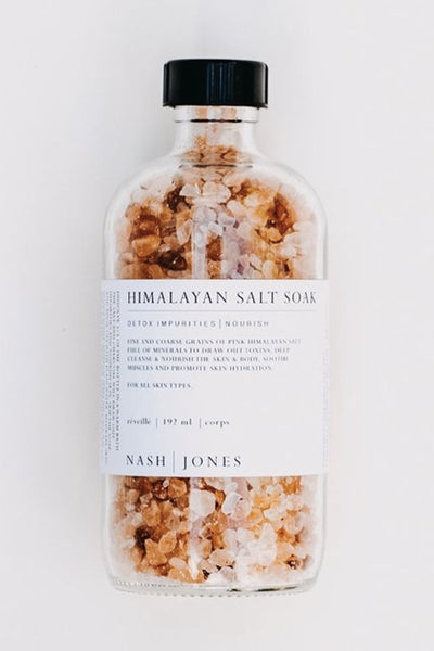 Himalayan Salt Soak Nash Jones