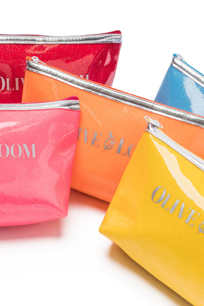 Makeup Bags from Olive & Loom