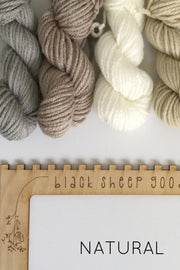 Natural Weaving Kit from Black Sheep Goods