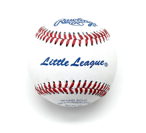 Rawlings Little League Leather Baseball (12-Pack)