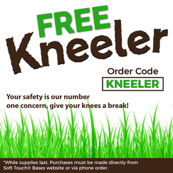 Kneeler (FREE at checkout)