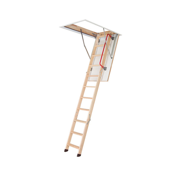 Fakro Folding Loft Ladder With Insulated Hatch And Quick